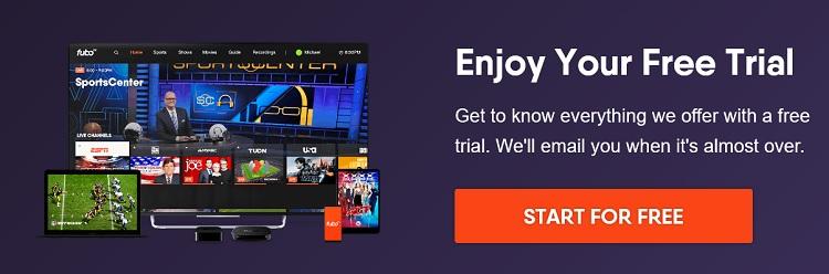 fubotv trial